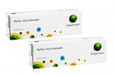 MyDay daily disposable 2 x 30 Tageslinsen