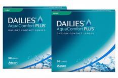 Dailies AquaComfort Plus Toric 2 x 90 Tageslinsen Sparpaket 3 Monate