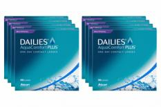Dailies AquaComfort Plus Multifocal 8 x 90 Tageslinsen Sparpaket 12 Monate