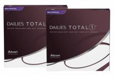 Dailies Total 1 Multifocal 2 x 90 Tageslinsen Sparpaket 3 Monate