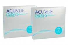Acuvue Oasys 1-Day with HydraLuxe, 2x 90 Stück