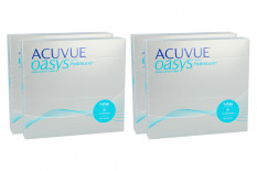 Acuvue Oasys 1-Day with HydraLuxe, Sparpaket 6 Monate 2x 180 Stück