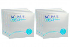 Acuvue Oasys 1-Day with HydraLuxe, Sparpaket 12 Monate 2x 360 Stück