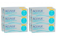 Acuvue Oasys 1-Day for Astigmatism 4 x 90 Tageslinsen Sparpaket für 6 Monate