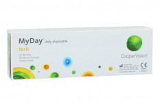 MyDay daily disposable toric, 30 Stück