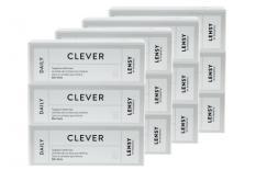 Lensy Daily Clever Toric Kontaktlinsen von Dynoptic, Sparpaket 6 Monate 2 x 180 Stück