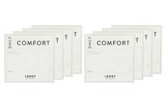 Lensy Daily Comfort Spheric 8 x 90 Tageslinsen Sparpaket 12 Monate
