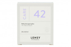 Lensy Care 42 20 x 0.35 ml Augentropfen